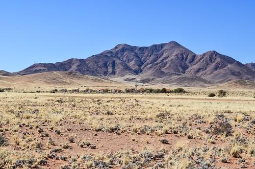 Montagnes du Namib