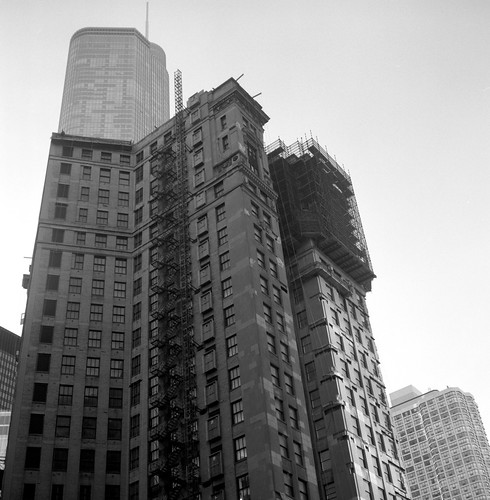 "Image titled ""Building, Chicago."""