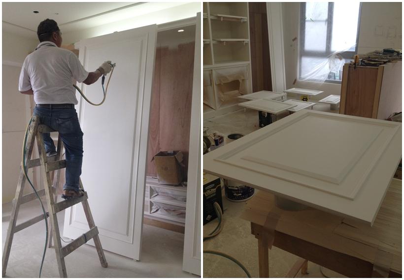 木作油漆施工流程3