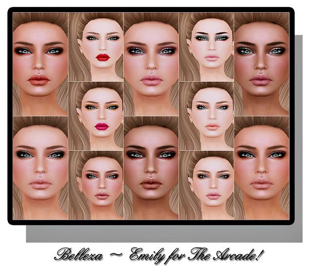 Belleza - Arcade - Commons