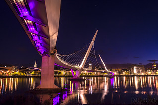 Peace Bridge Derry