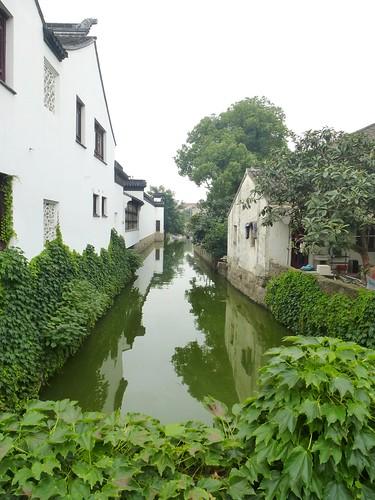 Jiangsu-Suzhou-Colline vers Centre-ville (3)