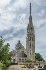 Mont-Notre-Dame: Église Ste-Marie-Madeleine