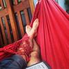 Domingão #rede #kindle #hammock #serranegra #saopaulo