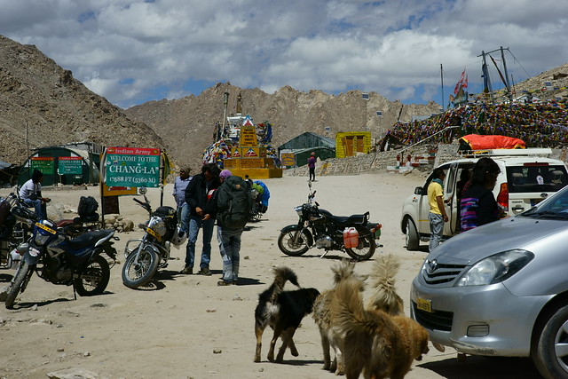 Chang-La pass again. Ladakh, 10 Aug 2014. 501