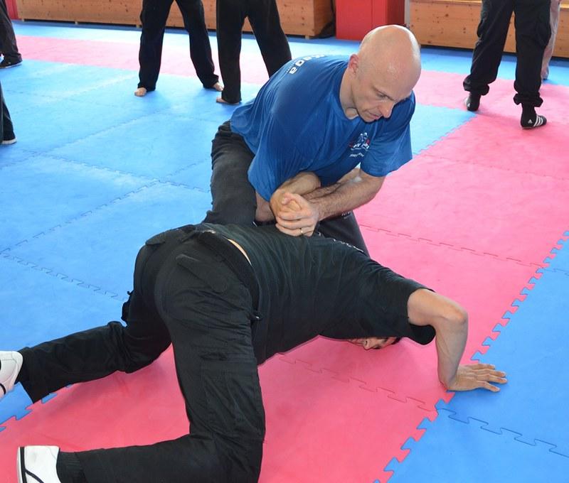 3. Krav Maga Self Protect Instruktorenkurs 2014