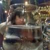 კაფე, მეგობრები, წუწუნი - ტიპური იდეალური საღამო #Tbilisi #evening #cafe #glass #water #friends