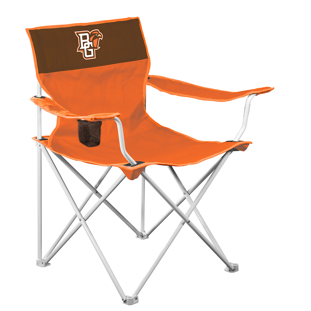 Bowling Green Falcons Canvas TailGate Camping Chair