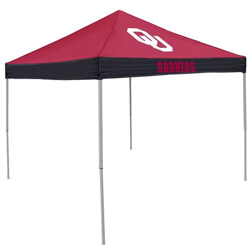 Oklahoma Sooners Economy TailGate Canopy/Tent