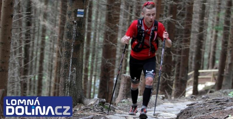 Slezský maraton 2014 - 40 km, + 2150 m ... stíhačka jako prase