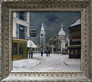 Saint-Pierre de Montmartre - Maurice Utrillo (1883-1955) - 1931