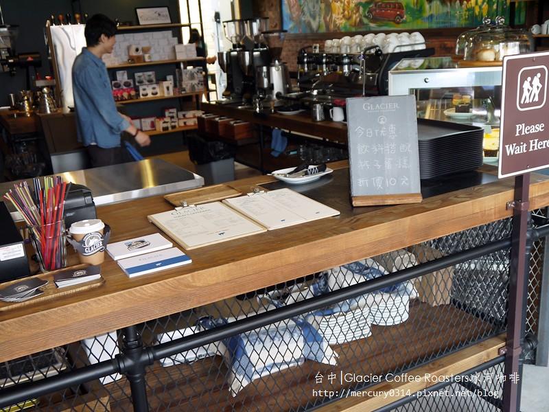14954348246 d8b576c64a b - 熱血採訪。台中西屯【冰河咖啡Glacier Coffee Roasters】喝得到第三波北歐咖啡浪潮的咖啡館,手沖咖啡義式咖啡甜點都好棒