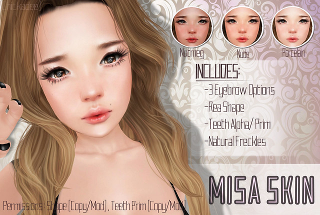 [Chickadee] Misa Skin