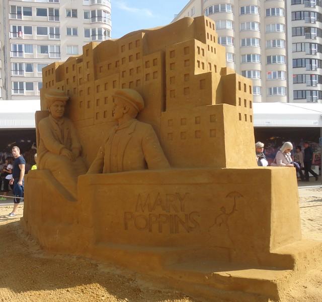 Sculpures sur sable Disney - News Touquet p.1 ! 14956665632_d20d24de95_z