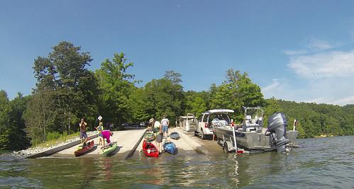 LCU at Lake Jocassee