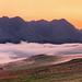 Clapperlark Dawn Panorama