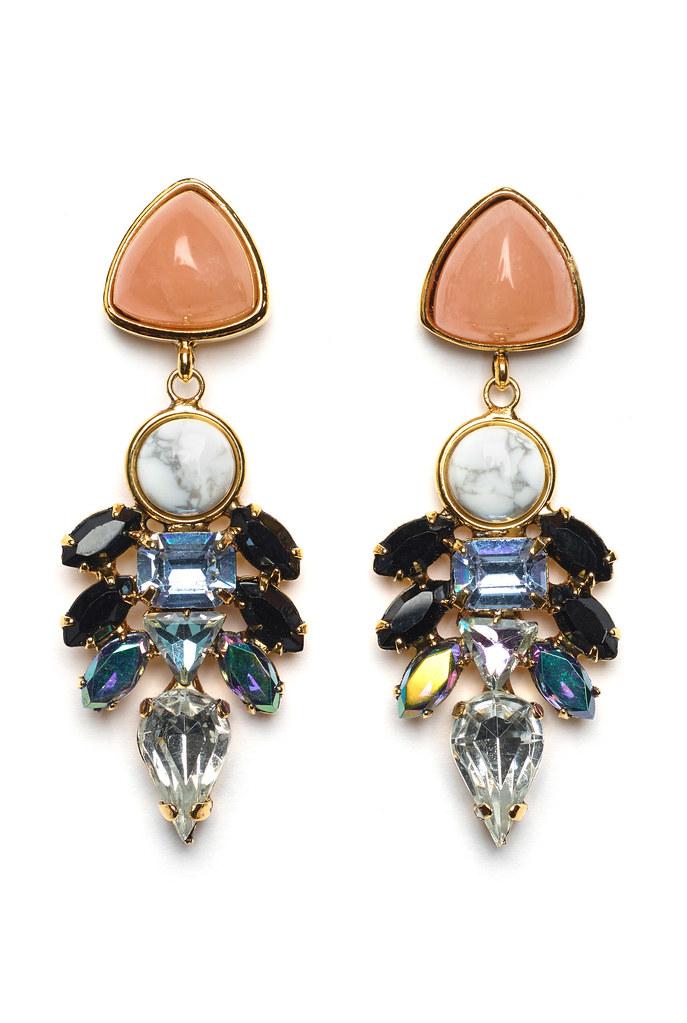 Le Palace Earrings