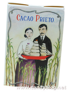 Cacao Prieto Sour Cherry & Pecan in 72% Dark Chocolate