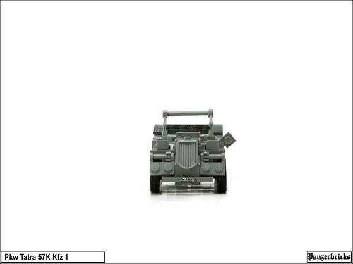 Pkw Tatra 57K de Panzerbricks