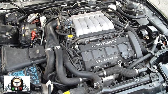 Mitsubishi 3000 GT VR4
