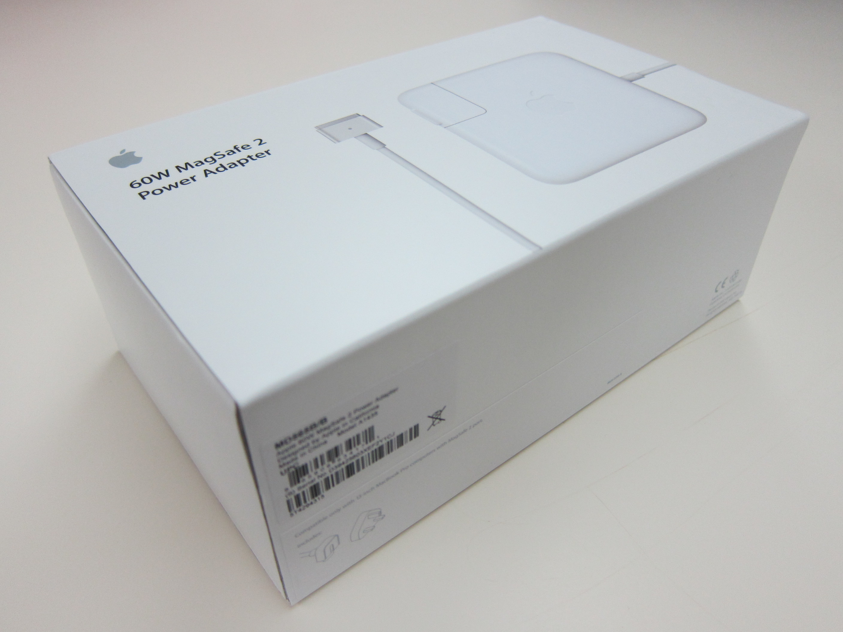 Apple A1435 60W MagSafe 2 Power Adapter in Retail Box – Wireless 4 ...