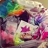 Packing for the playa... #burningman #bm2014 #burner #whathaveidone #sparklesparkle #tw