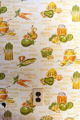 Kitchen Wallpaper of Delightful Spices