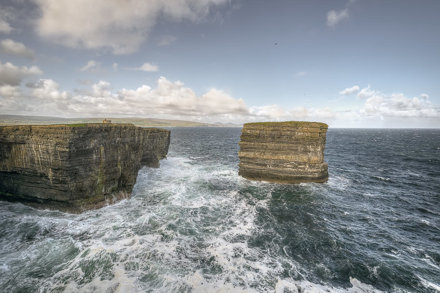 Dun Briste - Downpatrick Head - Ireland