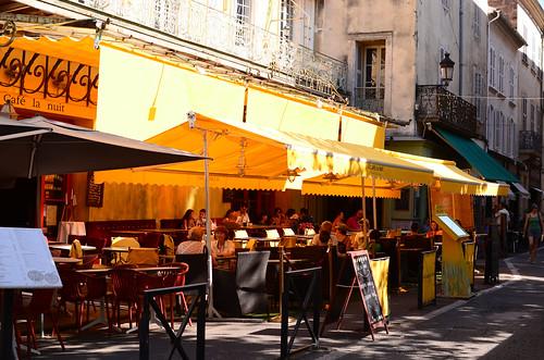 Cafe la Nuit Arles, France