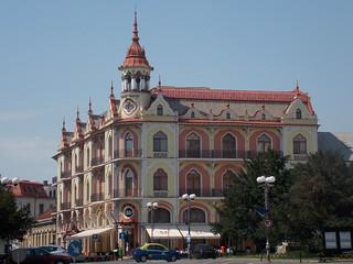 Palatul Sztarill, Oradea
