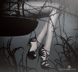 lassitude & ennui for The Secret Affair