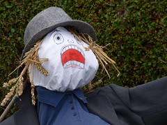 1 Scared Scarecrow