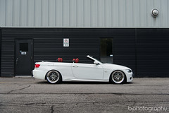 Side shot of the E93