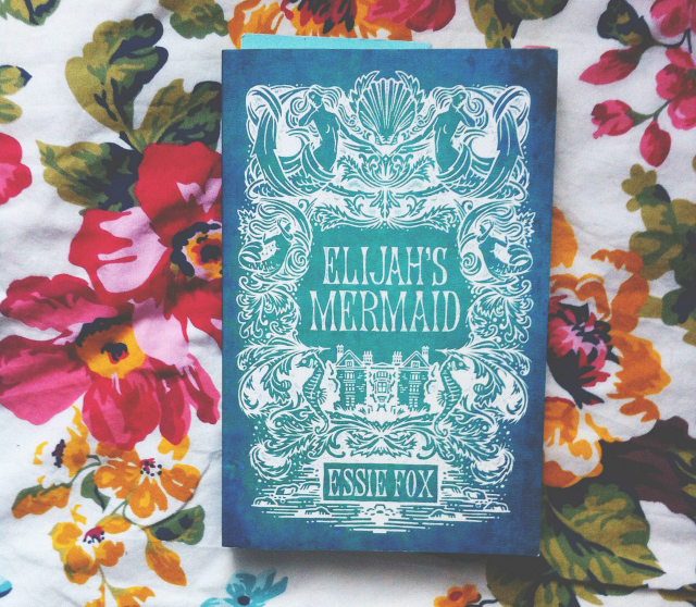elijahs mermaid essie fox underhyped reads book blogger vivatramp lifestyle blog uk