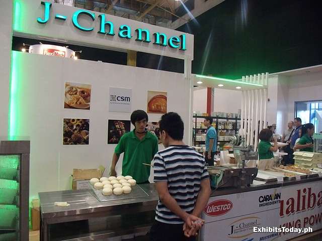 J-Channel Exhibit Booth