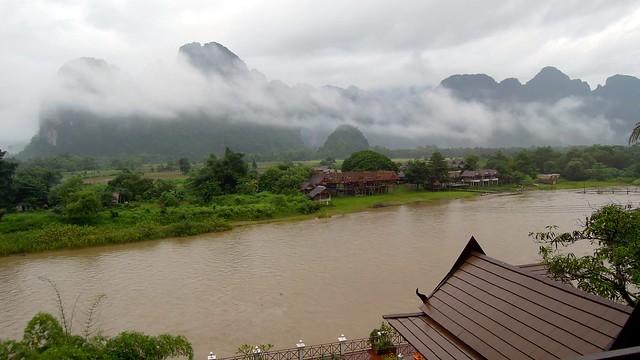 Nam song river vang vieng laos flickr photo sharing for Domon river guesthouse vang vieng