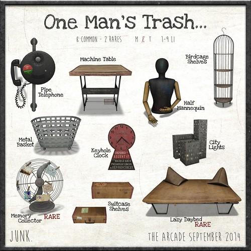 one man's junk...