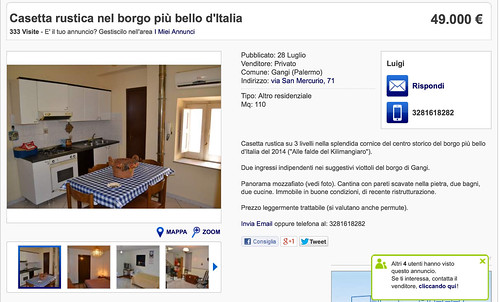 Casas a 1 euro na Itália