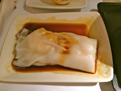 meal, food, dish, rice noodle roll, dumpling, cuisine,