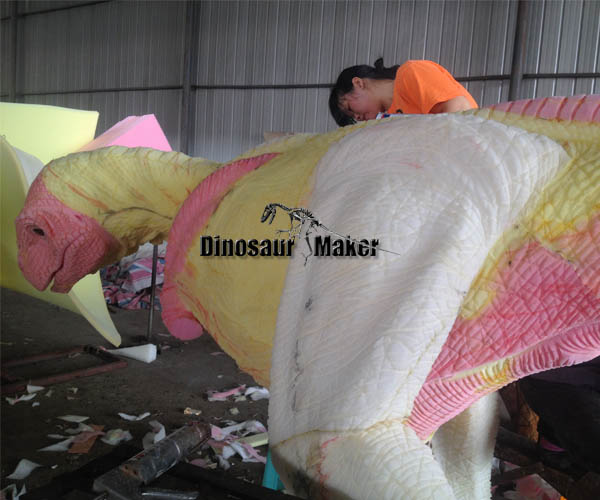 Dinosaur Suit Making Process