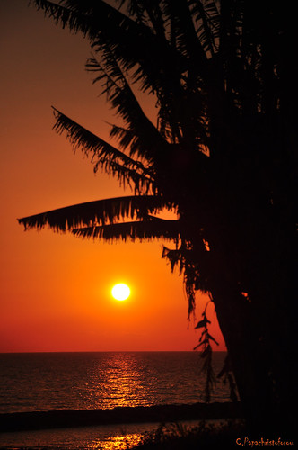 christmas sunset sun seascape beach nature car landscape nikon dof cyprus banana tropical aviator bnw paphos d90 supermoon