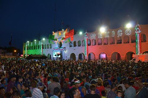 Grito de Independencia Nuevo Laredo 7