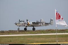 """B-25D Mitchell N3774 9C 33634 """"Yankee Warrior"""""""