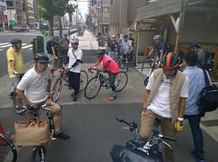 下町サイクリング