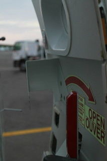 CRJ emergency door