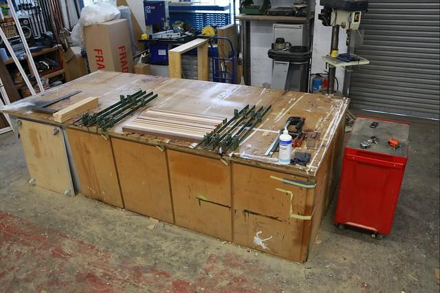 Brad Moles Garage To Be Build Thread Detailing World