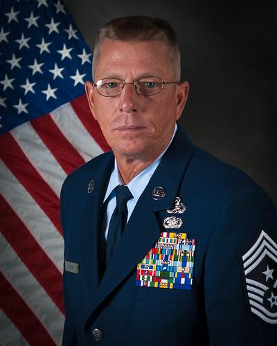 Chief Master Sgt. Jeffrey Moore