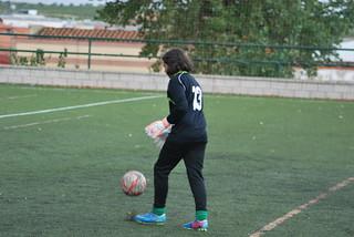 Pretemporada. Extremadura B 2-3 Santa Teresa B