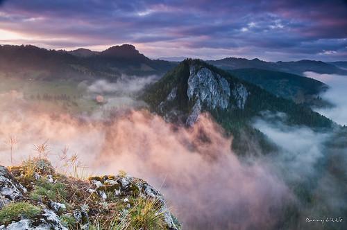 mountains nature landscape romania bluehour bicaz neamt crepuscul sigma1770f2845 nikond90