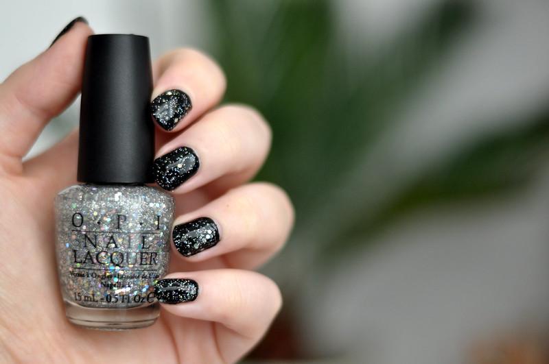 notd opi servin up sparkle nail polish rottenotter rotten otter blog